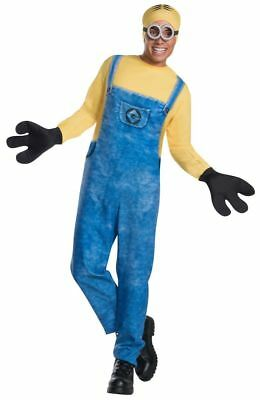 Despicable Me 3 - Minion Dave Adult Minion - Minion Costumes Adults