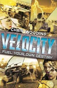 Velocity von Chris Wooding (2015, Taschenbuch)