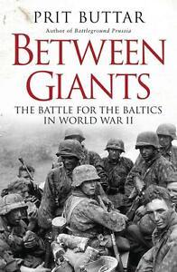 Buttar Prit-Between Giants BOOK NEU