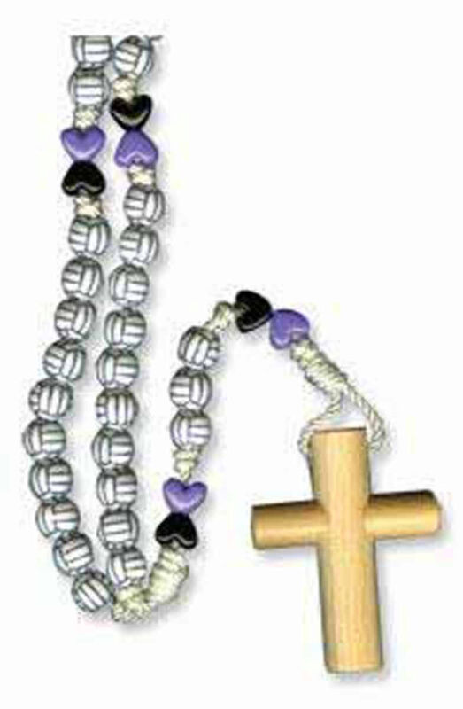 Volleyball Sports Rosary