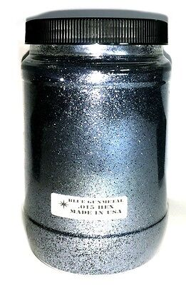 1lb Blakes Metal Flake 015 Blue Gunmetal Silver Grey Hot