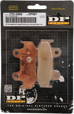 DP Brakes Standard Sintered Metal Brake Pads DP927