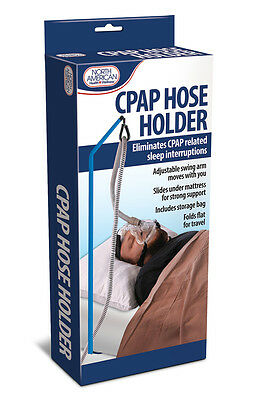 CPAP Hose Holder Bed Sleep Sleeping Tangle Proof Tube Oxygen Adjustable Sturdy