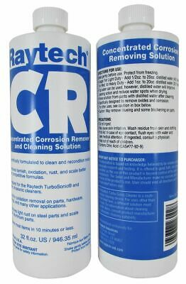 Raytech Corrosion Removing Ultrasonic Cleaning Solution 23102r