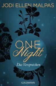 Das Versprechen / One-Night Saga Bd.3 von Jodi Ellen Malpas (2017), UNGELESEN