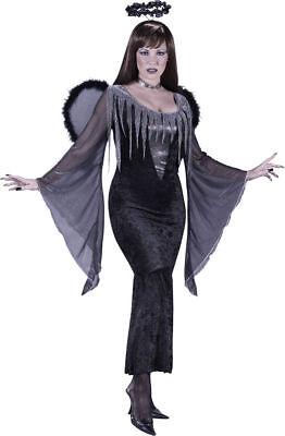 Morris Costumes Adult Women's Fairies Fallen Angel Costume S/M . - Fallen Angel Costumes For Women