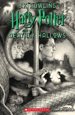 Harry Potter and the Deathly Hallows  - NEW Series 2018 - Vol. 7 of 7 paperback