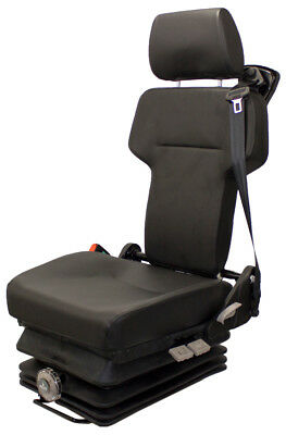 Below Cost Mechanical Suspension Seat For Mining Equipment - Know Mounting -