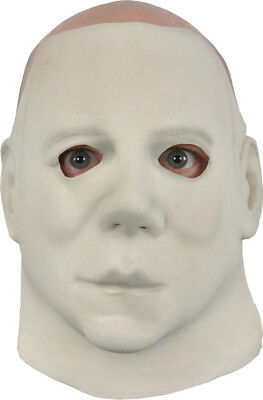 Morris Costumes Accurate Replica Halloween 2 Face Latex Face Mask. MA54 - Halloween 2 Michael Myers Face