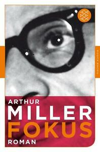 Miller, Arthur - Fokus: Roman (Fischer Klassik)