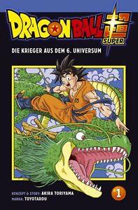 Dragon Ball Super 1 - Deutsch - Carlsen Manga - NEUWARE