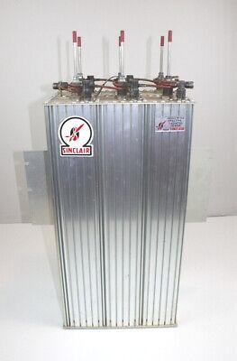 Sinclair Vhf Res-lok Duplexer Q2330e 350 Watts 138-174 Mhz Passreject 6 Cavity