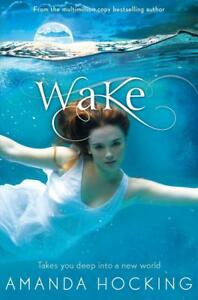 Hocking  Amanda-Wake  BOOK NEU