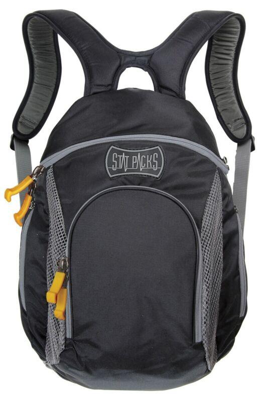 Statpacks Code 7SPK-1038BK Black Backpack