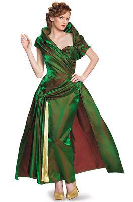 Disney Cinderella Stepmother Villain Lady Tremaine Prestige Costume-870350 - Cinderella Stepmother Costume