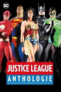 Justice League Anthologie (2017, Gebundene Ausgabe)