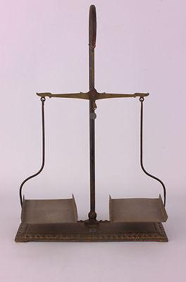 Waage Feinwaage Balkenwaage , 19.Jahrhundert