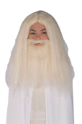 Morris Costumes Men's Tv & Movie Characters Gandalf Wig And Beard. RU50943