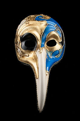 Mask 2608602195 pro from Venice to Long Nose Symphonia Venetian Blue VG19 1520