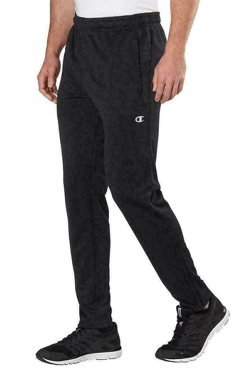 Champion Men's Authentic Athletic Apparel Training Pants, Bl