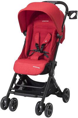 maxi cosi lara lightweight stroller nomad red