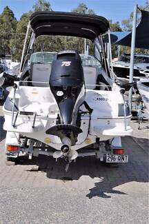 Boat for Sale - 2007 HAINES SIGNATURE 500C