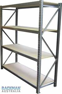 SHELVING LONGSPAN - All sizes & options - 10% OFF Sale NOW Welshpool Canning Area Preview