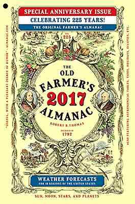The Old Farmers Almanac 2017  Special Anniversary Edition
