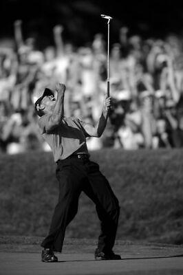 TIGER WOODS Poster 24x36 (inch) Photo Golf Print Poster PGA Championship E