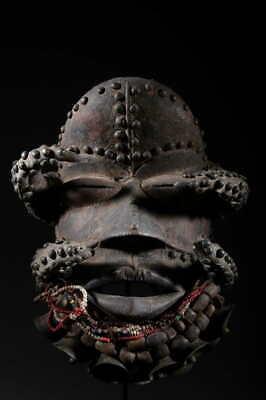 Art African Mask Guéré