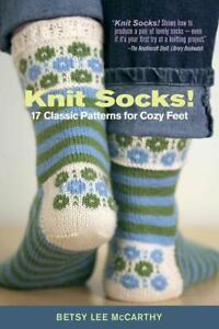 Knit Socks von Betsy McCarthy (2010, Taschenbuch)