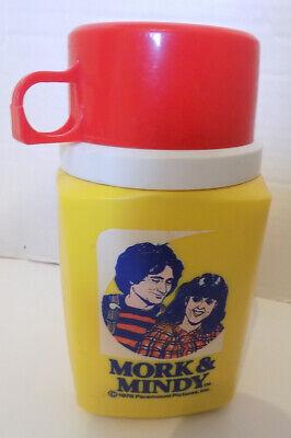 Vintage Mork & Minday Plastic Thermos King Seeley