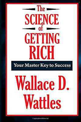 The Science of Getting Rich (A Thrifty Book) by Wallace D. Wattles Paperback NEW