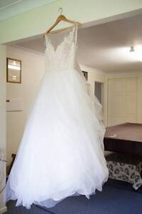 Beautiful Wedding Dress Alexandra Hills Redland Area Preview