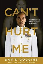 Book can t hurt me by david goggins