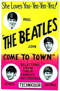 3-25-1960s-The-Beatles-Concert-Poster-STICKER-DECAL-laptop-Hippie-bong-pipe