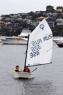 Optimist dinghy Mosman Park Cottesloe Area Preview