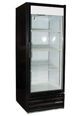 Beverage Air Mt-12 12 Cu Ft Glass Door Cooler Merchandiser Display Refrigerator