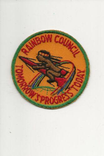 RAINBOW  COUNCIL /  TOMORROW
