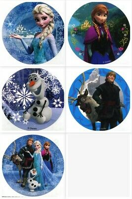 Frozen Stickers x 5 Birthday Loot Ideas - Frozen Birthday Favours Parties New - Frozen Party Favors Ideas