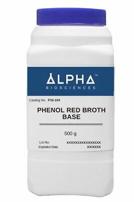 Phenol Red Broth Base P16-104
