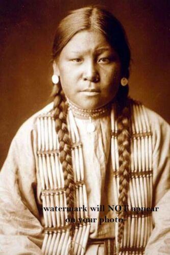 1879 Buffalo Calf Road Woman PHOTO Battle of Little Bighorn Indian STRUCK CUSTER
