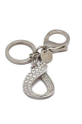 Swarovski Crystal Fortunately Bag Charm Key Ring Keychain - $79 5237974