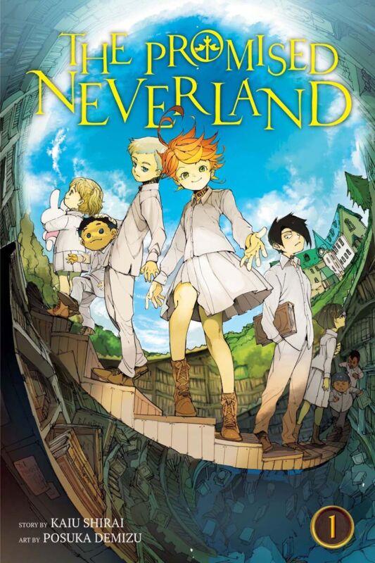 The Promised Neverland Manga Volume 1
