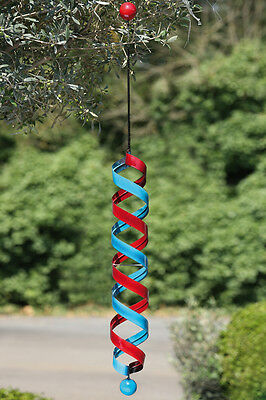 Spirale Windspiel mit Drehspindel (G69493) Gartendeko