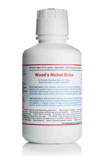 Woods Nickel Strike - 16 oz - Electro Plating Supplies