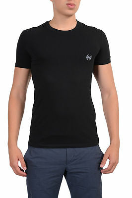 "Dolce & Gabbana D&G ""Underwear"" Men's Black T-Shirt US XS IT 46"