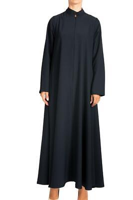 A-Line Abaya with ZIP and Pockets