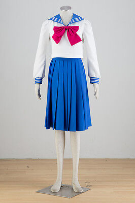 pretty soldier Sailor moon Tsukino Usagi Cosplay costume Kostüm Schul - Tsukino Usagi Kostüm