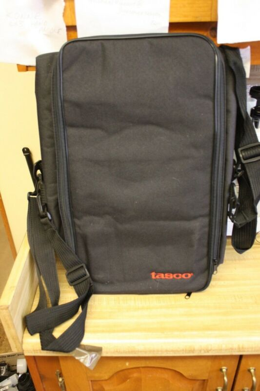 Tasco 60mm or 80mm GOTO Telescope Soft Carrying Bag or Case - New Old Stock